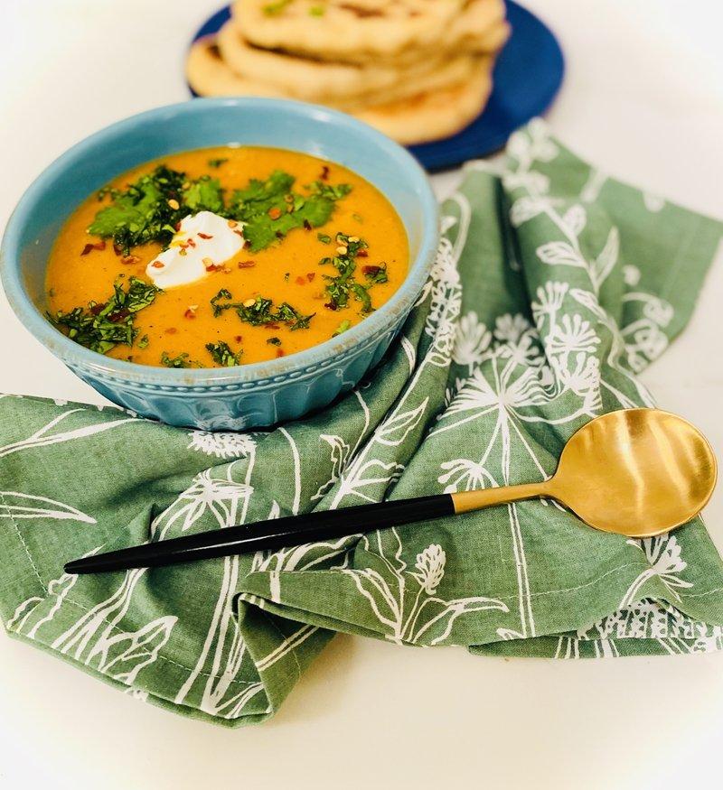 Mami's mulligatawny soup