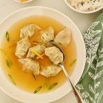 15 minute wonton soup